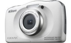 Nikon Coolpix S33 White