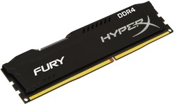 Kingston HyperX Fury Black 4GB DDR4-2133 CL14