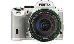Pentax K-S2 18-135 kit White