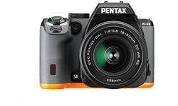 Pentax K-S2 18-50 kit Orange