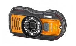 Ricoh WG-5 Orange