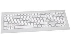 Cherry DW 8000 White/Silver