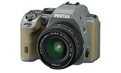 Pentax K-S2 18-50 kit Green
