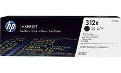 HP 312X Black