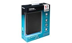 Toshiba Canvio Alu 3S 1TB Black