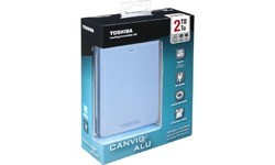 Toshiba Canvio Alu 3S 2TB Blue