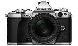 Olympus OM-D E-M5 Mark II 12-50 kit Silver