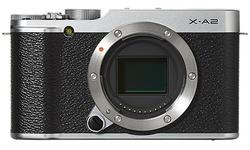Fujifilm X-A2 16-50 + 50-230 Silver/Black