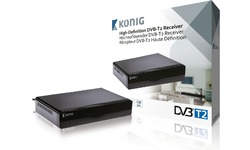 König DVB-T2 FTA10
