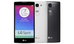 LG Spirit White