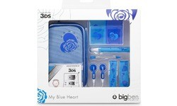 BigBen My Blue Heart for 3DS