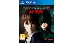 Dead or Alive 5 Last Round (PlayStation 4)