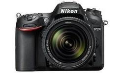 Nikon D7200 18-140 kit Black
