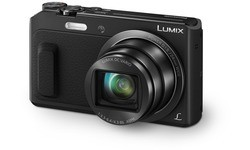 Panasonic Lumix DMC-TZ57 Black