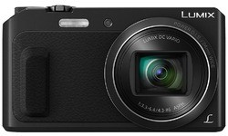 Panasonic Lumix DMC-TZ58 Black