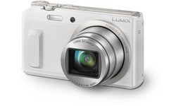 Panasonic Lumix DMC-TZ57 White