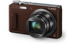 Panasonic Lumix DMC-TZ58 Brown