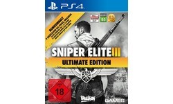 Sniper Elite III, Ultimate Edition (PlayStation 4)