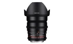 Samyang 24mm f/1.5 VDSLR II (Canon)