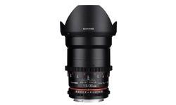 Samyang 35mm f/1.5 VDSLR II (Canon)