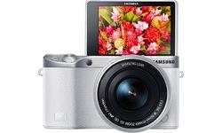 Samsung NX500 16-50 kit White