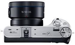Samsung NX500 16-50 kit Black