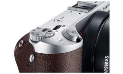Samsung NX500 16-50 kit Brown