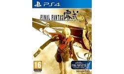 Final Fantasy Type-0 HD (PlayStation 4)