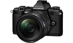 Olympus OM-D E-M5 II Black + 12-40 Pro kit black