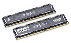 Crucial Ballistix Sport LT 16GB DDR4-2400 CL16 kit