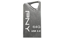 PNY T3 Attaché 64GB Grey