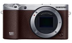 Samsung NX500 Brown