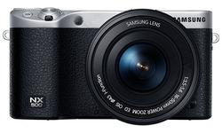 Samsung NX500 16-50 + 50-200 kit Black