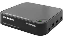 Megasat Mediabox HD Satelliten Receiver