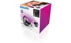 Philips Living Colors Iris Black + Remote
