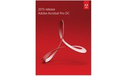 Adobe Acrobat Pro DC 2015 for Mac Upgrade (EN)