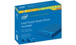 """Intel 750 Series 400GB (2.5"""")"""