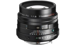 Pentax 77mm f/1.8 SMC Limited Edition
