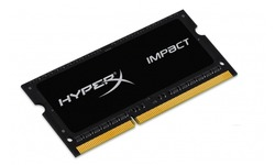 Kingston HyperX Impact Black 4GB DDR3L-1866 CL11 Sodimm