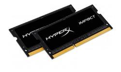 Kingston HyperX Impact Black 8GB DDR3L-1866 CL11 Sodimm kit