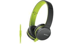 Sony MDR-ZX660AP Green