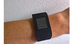 Fitbit Surge Large Black