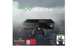 Microsoft Xbox One 500GB + The Witcher 3: Wild Hunt