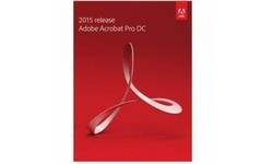 Adobe Acrobat Pro DC 2015 for Mac