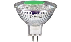 Xavax LED GU5.3 MR16 1W Green