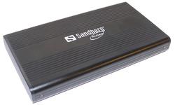 "Sandberg Multi Hard Disk Box 2.5""' USB 2.0/eSata"