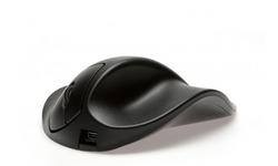 Bakker Elkhuizen HandShoeMouse Right Handed Medium Black