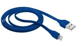 Trust UrbanRevolt Flat Lightning Cable Blue