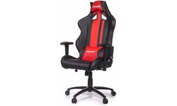 AKRacing Rush Gaming Chair Black/Red