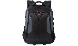 Dicota Backpack Ride Black 15.6""
